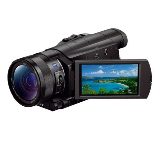 FDR-AX100E Camcorder Product Image (Secondary Image 1)