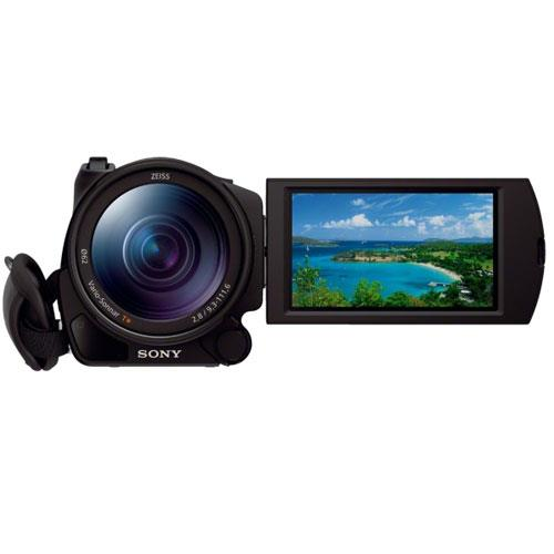 FDR-AX100E Camcorder Product Image (Secondary Image 3)
