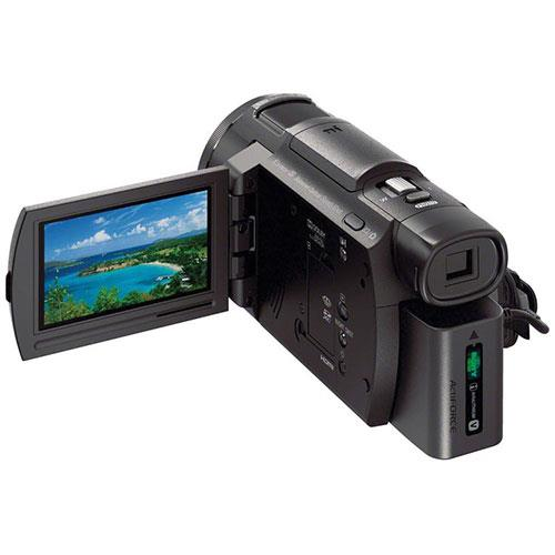 FDR-AX33 4K Handycam Camcorder Product Image (Secondary Image 2)