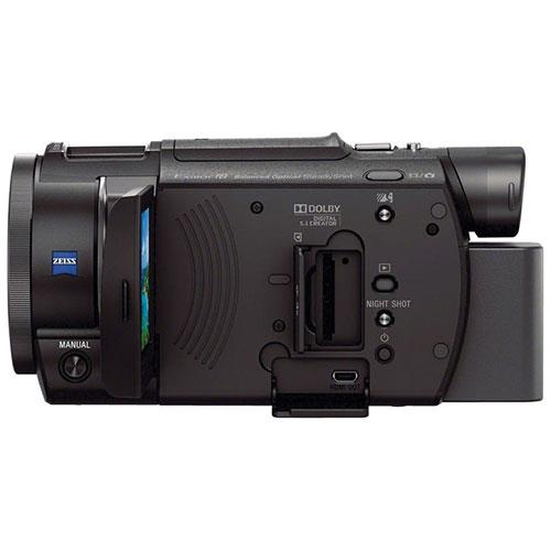 FDR-AX33 4K Handycam Camcorder Product Image (Secondary Image 3)