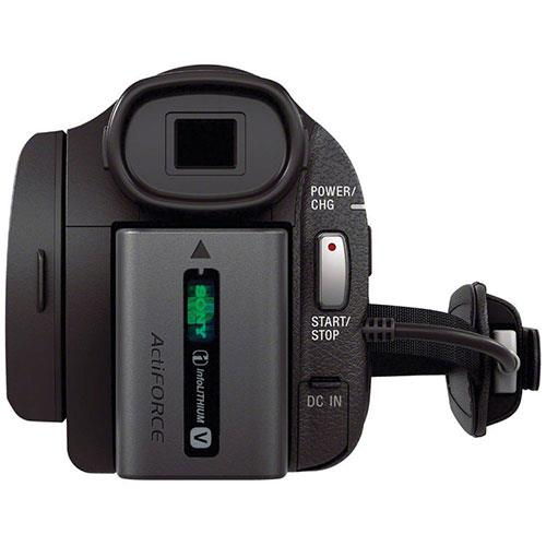 FDR-AX33 4K Handycam Camcorder Product Image (Secondary Image 4)