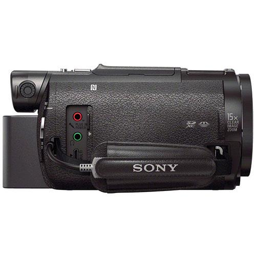 FDR-AX33 4K Handycam Camcorder Product Image (Secondary Image 5)