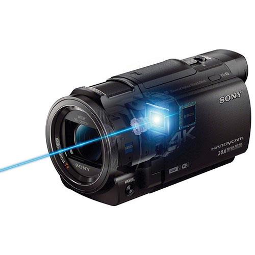 FDR-AX33 4K Handycam Camcorder Product Image (Secondary Image 7)