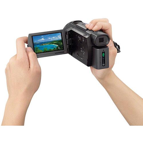 FDR-AX33 4K Handycam Camcorder Product Image (Secondary Image 8)
