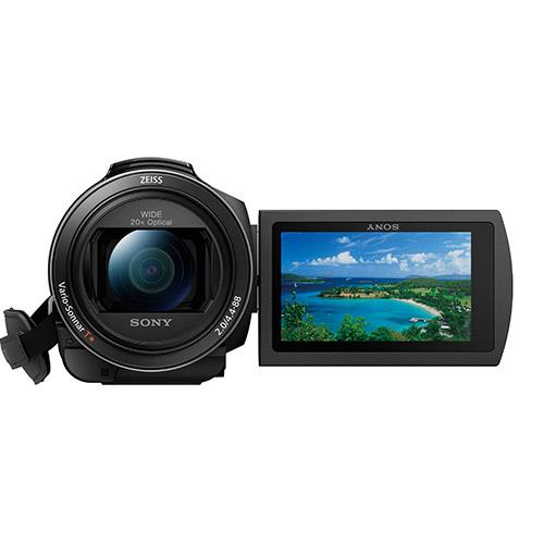 AX53 4K Handycam Camcorder Product Image (Secondary Image 1)