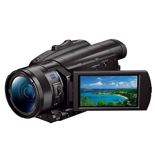 FDR-AX700 4K HDR Camcorder Product Image (Primary)
