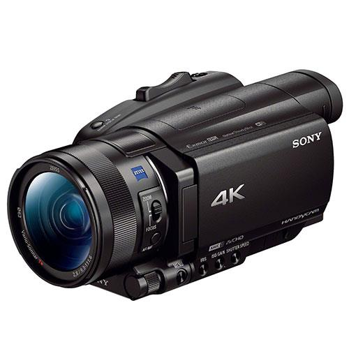 FDR-AX700 4K HDR Camcorder Product Image (Secondary Image 3)