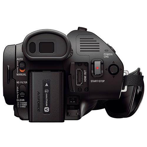 FDR-AX700 4K HDR Camcorder Product Image (Secondary Image 4)
