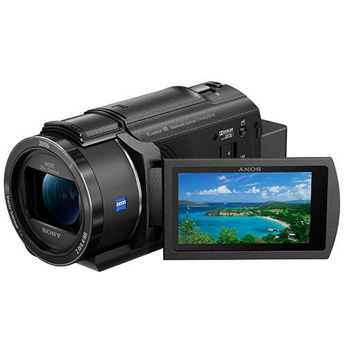 AX43 4K Handycam Camcorder Product Image (Primary)