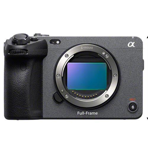FX3 Full Frame Cinema Camera Product Image (Primary)