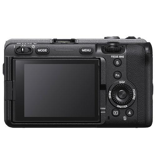 FX3 Full Frame Cinema Camera Product Image (Secondary Image 1)