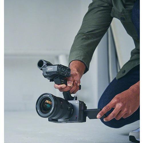 FX3 Full Frame Cinema Camera Product Image (Secondary Image 5)