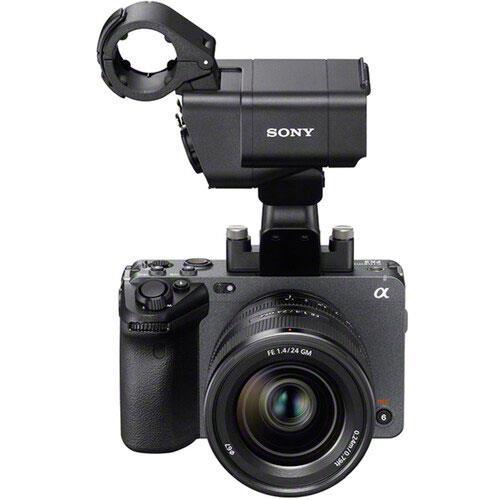 FX3 Full Frame Cinema Camera Product Image (Secondary Image 6)