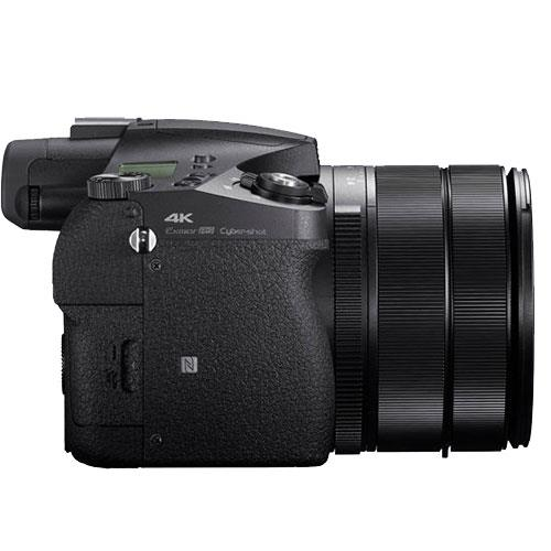 Cyber-Shot RX10 IV Compact Camera Product Image (Secondary Image 5)