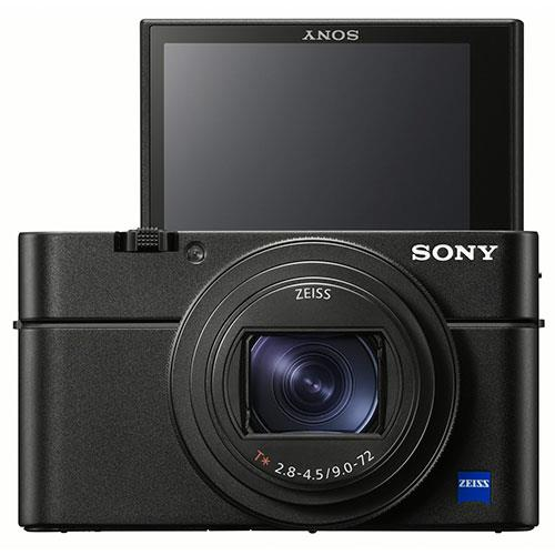 Cyber-Shot DSC RX100 VI Digital Camera  Product Image (Secondary Image 2)