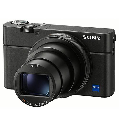 Cyber-Shot DSC RX100 VI Digital Camera  Product Image (Secondary Image 4)