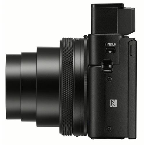 Cyber-Shot DSC RX100 VI Digital Camera  Product Image (Secondary Image 7)