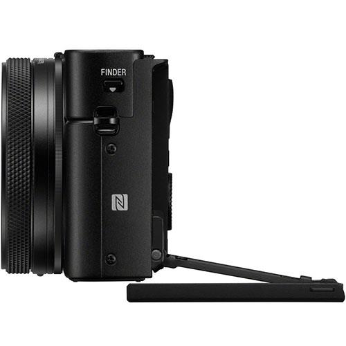 Cyber-Shot RX100 VII Digital Camera Product Image (Secondary Image 5)