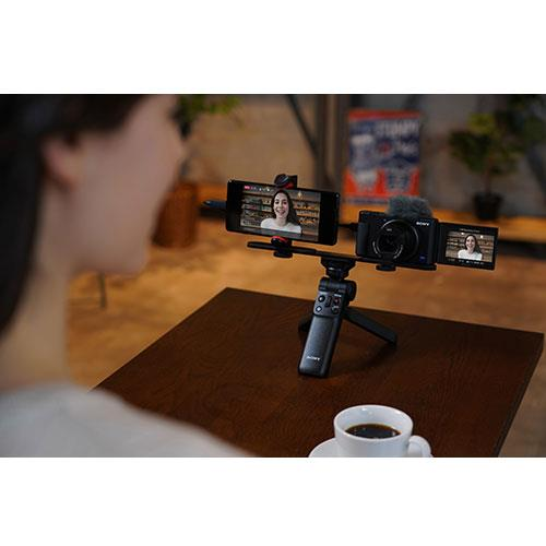 ZV-1 Compact Vlogger Camera Product Image (Secondary Image 6)