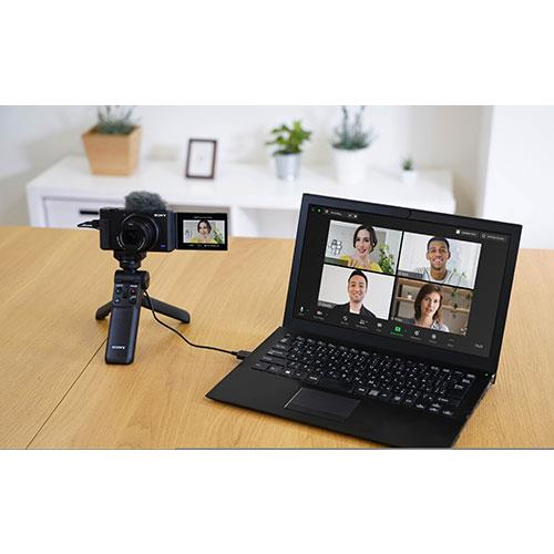 ZV-1 Compact Vlogger Camera Product Image (Secondary Image 8)
