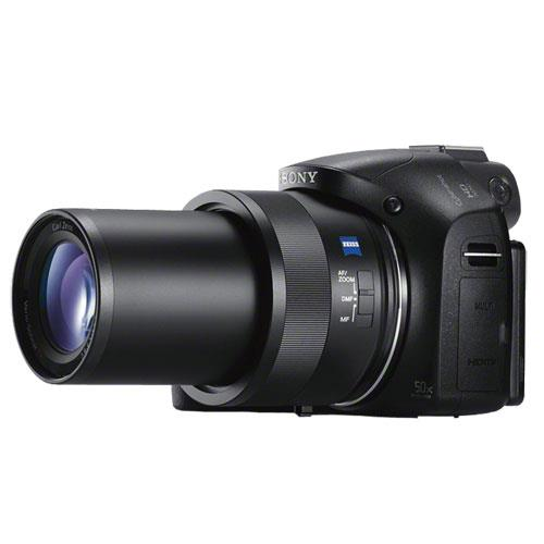 Cyber-shot DSC HX400 Digital Camera Product Image (Secondary Image 3)