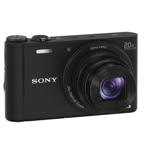 Cyber-shot DSC-WX350 Digital Camera Product Image (Secondary Image 2)