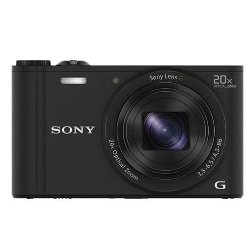 Cyber-shot DSC-WX350 Digital Camera Product Image (Secondary Image 3)