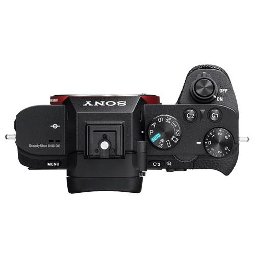 Alpha a7 MKII Compact System Camera Body Product Image (Secondary Image 2)