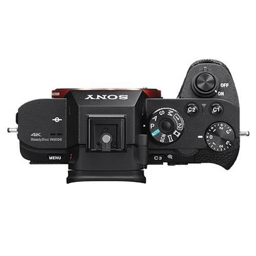 Alpha a7S II Compact System Camera Body Product Image (Secondary Image 4)
