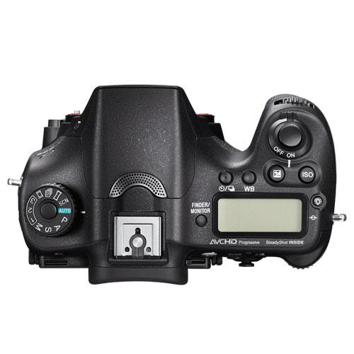 A77 MKII Camera Body Product Image (Secondary Image 6)