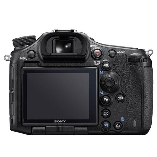 a99 II Digital SLR Body Product Image (Secondary Image 1)