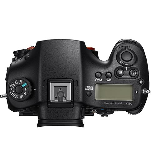 a99 II Digital SLR Body Product Image (Secondary Image 2)