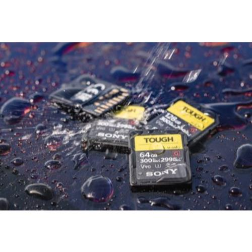 Sony TOUGH UHS-II SDXC 64GB Product Image (Secondary Image 4)