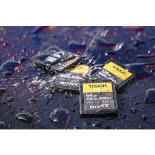 Sony TOUGH UHS-II SDXC 128GB Product Image (Secondary Image 5)
