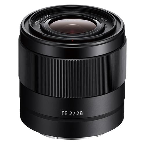 FE 28mm f/2 Lens Product Image (Primary)
