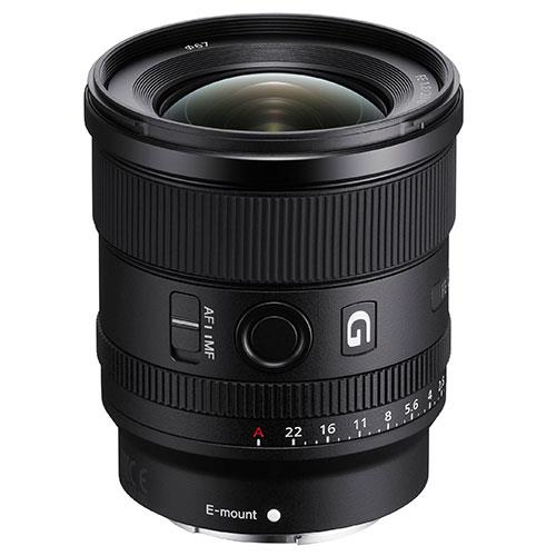 FE 20mm F1.8 G Lens Product Image (Primary)