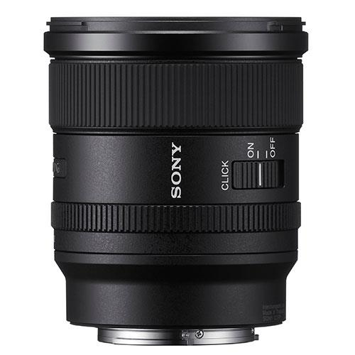 FE 20mm F1.8 G Lens Product Image (Secondary Image 1)