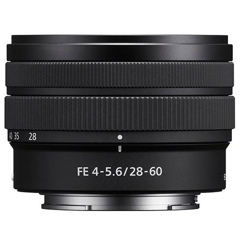 FE 28-60mm F4-5.6 Lens Product Image (Secondary Image 1)