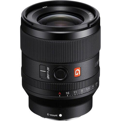 FE 35mm f1.4 GM Lens Product Image (Primary)
