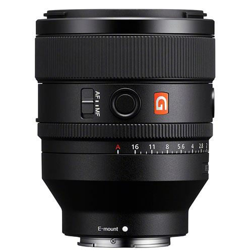 FE 50mm F1.2 GM Lens Product Image (Secondary Image 1)