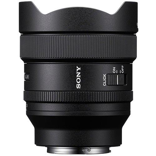 FE 14mm F1.8 GM Lens Product Image (Secondary Image 1)