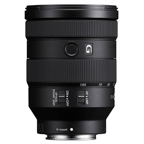 FE 24-105mm F4 G OSS Lens Product Image (Secondary Image 1)