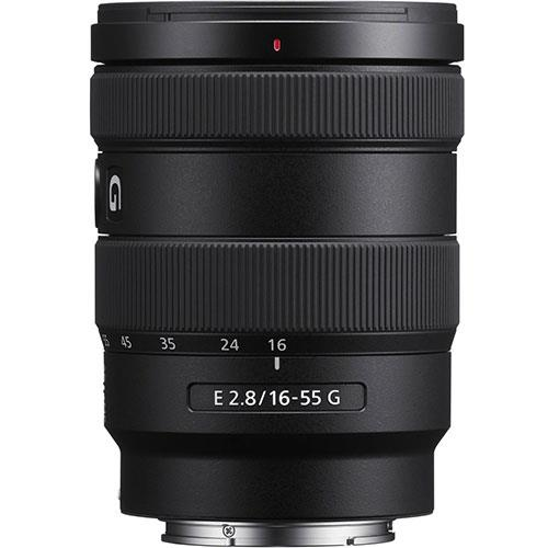 E16-55mm F2.8 G Lens Product Image (Secondary Image 1)