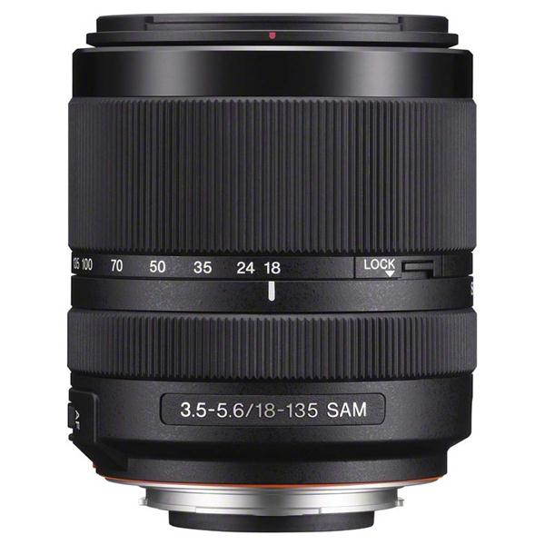 SONY 18-135mm F/3.5 - 5.6 SAM Product Image (Secondary Image 1)