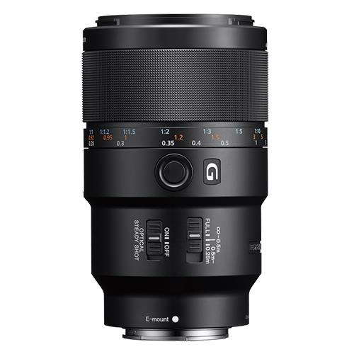 FE 90mm f/2.8 Macro G OSS Lens Product Image (Secondary Image 1)