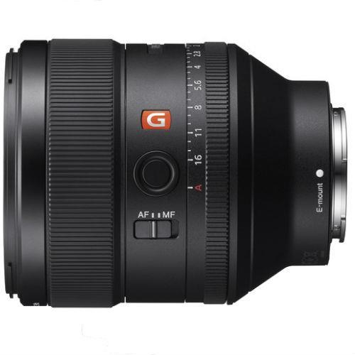 FE 85mm F1.4 GM Lens Product Image (Secondary Image 1)