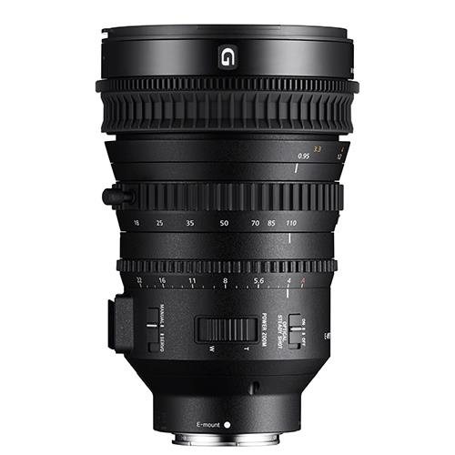 E PZ 18-110mm F4 G OSS Lens Product Image (Secondary Image 1)