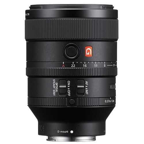 FE 100mm F2.8 STF GM OSS Lens Product Image (Primary)