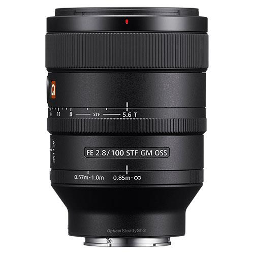 FE 100mm F2.8 STF GM OSS Lens Product Image (Secondary Image 1)