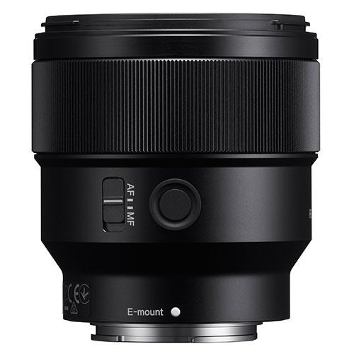 FE 85mm F1.8 Lens Product Image (Primary)